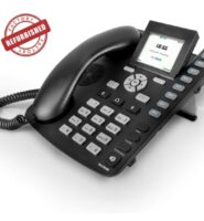 Tecdesk 3600 3G/GSM Bordtelefon med Bluetooth – DK **(Refurbished/DEMO)**