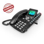 Tecdesk 3600 3G/GSM Bordtelefon med Bluetooth **(Refurbished/DEMO)**