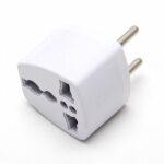 Power adapter – UK/US/AU hun til DK (EU) han